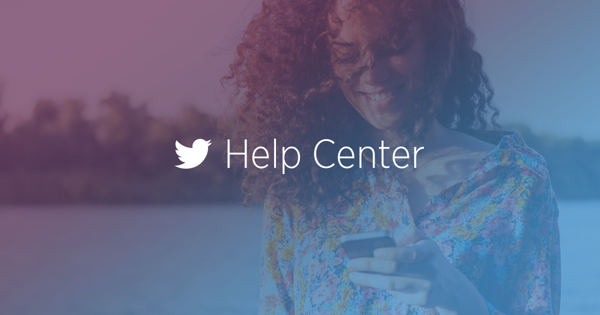 Someone on Twitter is engaging in abusive or harassing behavior. | Twitter Help Center