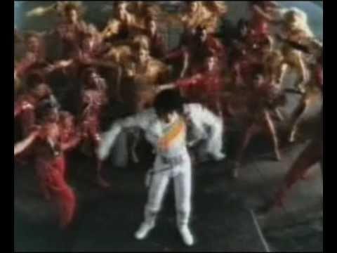 Michael Jackson - Captain EO (日本語字幕) - YouTube