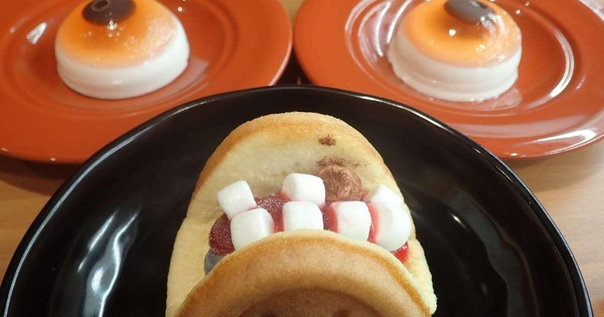 完全にやりすぎ? くら寿司の「ハロウィン限定メニュー」が想像以上にグロい – しらべぇ | 気になるアレを大調査ニュース!