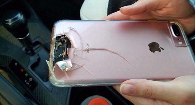 この「iPhone」が壊れた理由があまりに「ゾッ!」とすると話題に!