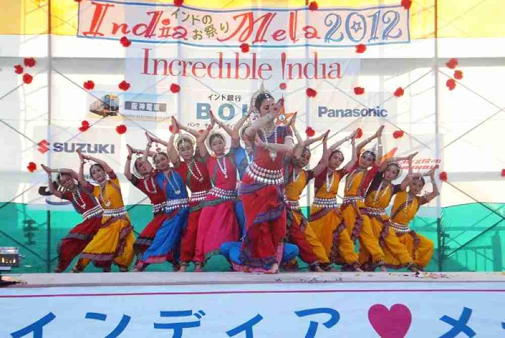神戸メリケンパーク『インドの祭典India Mela2017(インディアメーラー)』 | Kiss PRESS(キッスプレス) | 神戸市・兵庫県の地域情報サイト