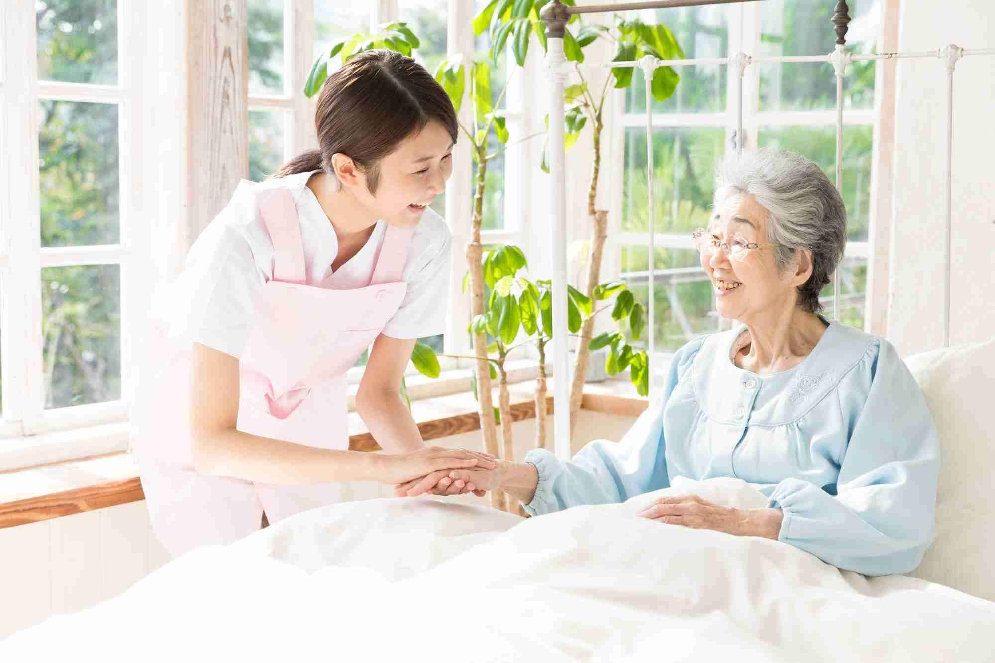 家族と親の介護や老後のこと話していますか?
