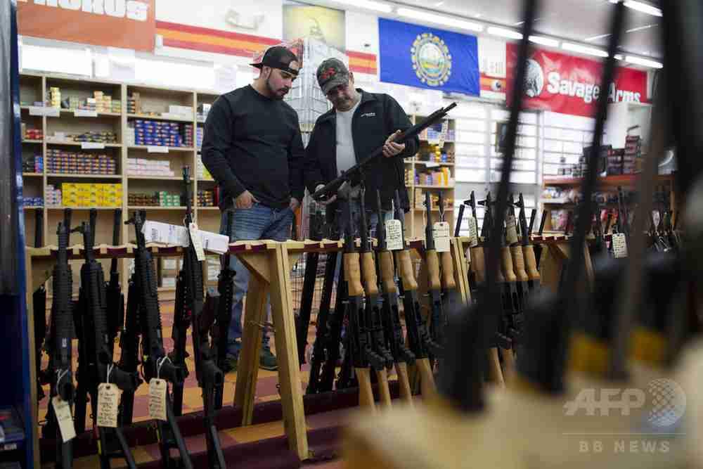 オバマ政権の銃規制、下院が廃止法案を可決 精神疾患歴の調査撤廃 写真1枚 国際ニュース:AFPBB News
