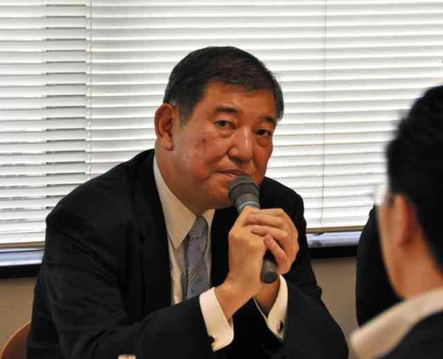 大阪の自民地方議員が石破氏支援の会 維新と蜜月に反発:朝日新聞デジタル