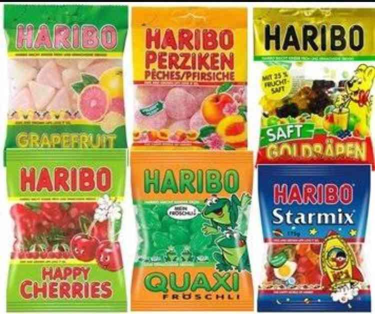 輸入菓子を語りたい!