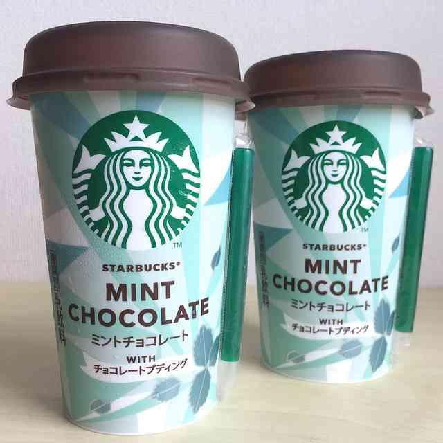 話題のスタバ「チョコミントドリンク」を飲んでみた / 他のチョコミントドリンクとも比べてみたよ【うしくろ正直レビュー】 - Peachy - ライブドアニュース