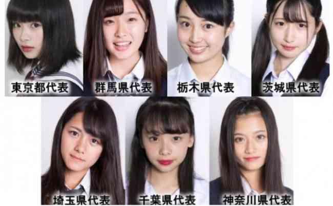 日本一可愛いJKを決める県代表リストが可愛すぎて1人に絞れない - まぐまぐニュース!