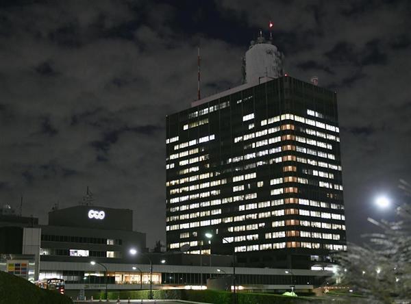 NHKの31歳の女性記者、過労死で労災認定 死亡前の1カ月間の時間外労働時間は約159時間 - 産経ニュース