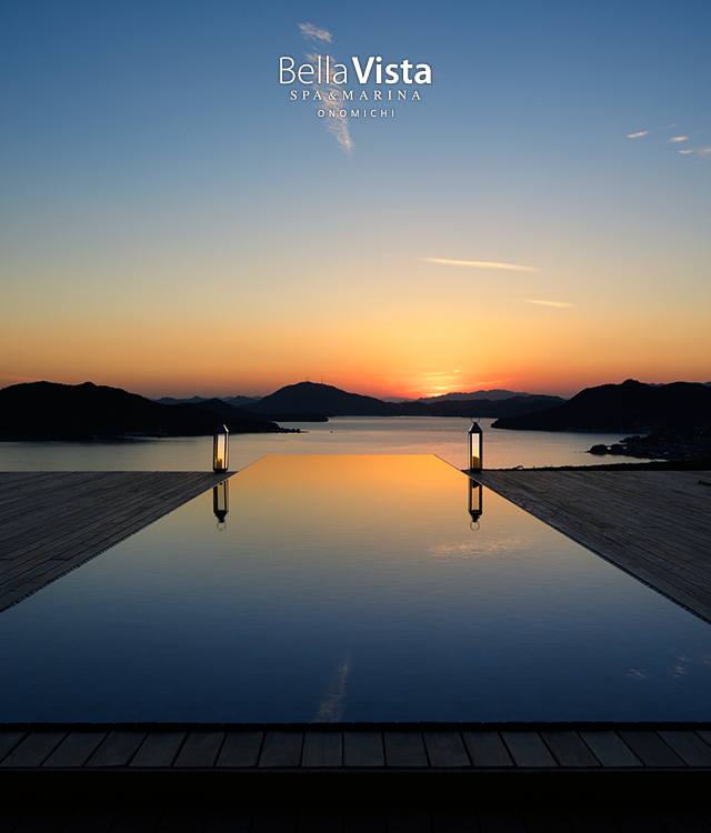 スマホTOP|ベラビスタ スパ&マリーナ 尾道 | 広島県・瀬戸内を望む極上のリゾートホテル