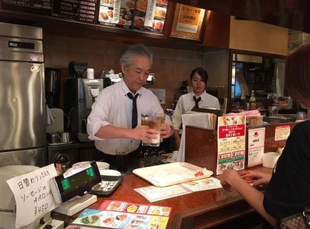 人手不足、外食産業の時給高騰 募集難しく「賃金相場を下回ると途端に反応ない」 (産経新聞) - Yahoo!ニュース