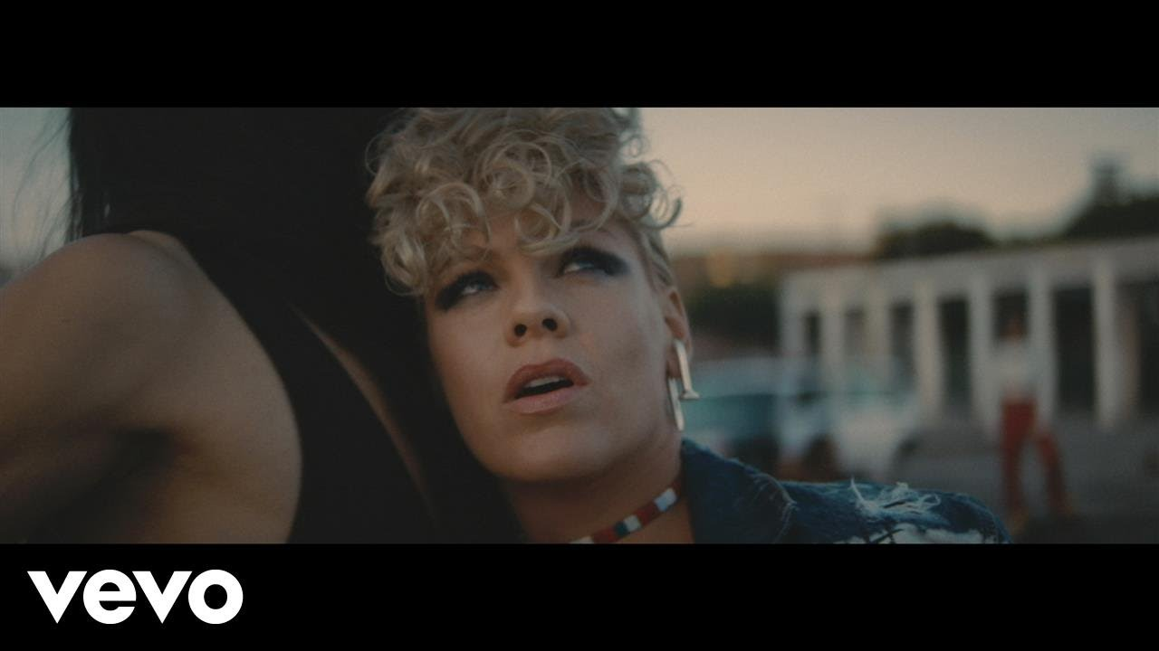 P!nk - What About Us (Official Video) - YouTube