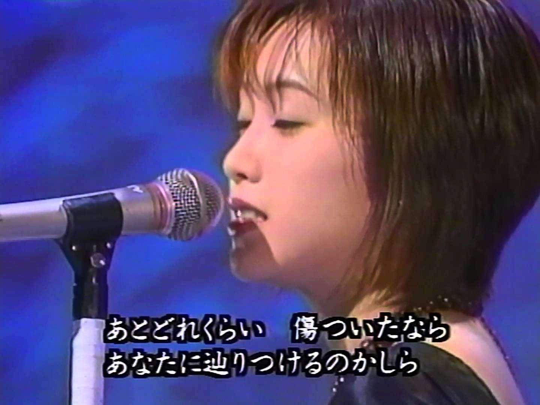 酒井法子 碧いうさぎ 1995-09-14 - YouTube