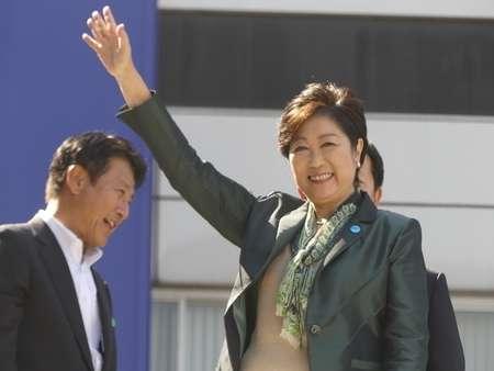 小池百合子代表「大きな顔をするな」池袋で第一声 (日刊スポーツ) - Yahoo!ニュース