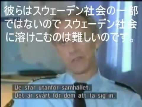 移民受け入れを推進した福祉国家スウェーデンの末路 - YouTube
