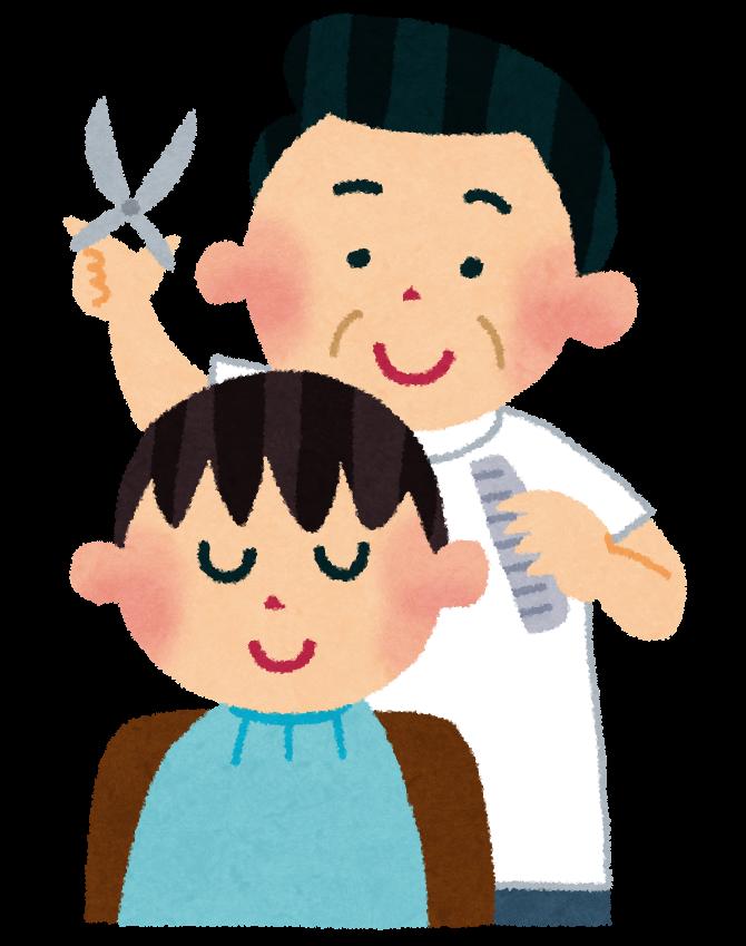 自閉症の子どもをヘアカットする美容師 「素晴らしい!」と称賛される理由は