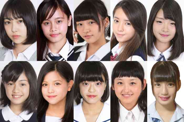 """""""日本一かわいい女子中学生""""を決める「JCミスコン」、ファイナリストを発表"""