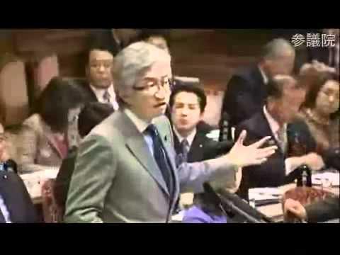 【字幕】H23.12.06 参議院 予算委員会 西田昌司:偽装転向極左と民主党 - YouTube