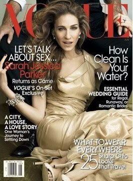 Sex and the City Transcripts: June Issue of Vogue: Carrie & Big