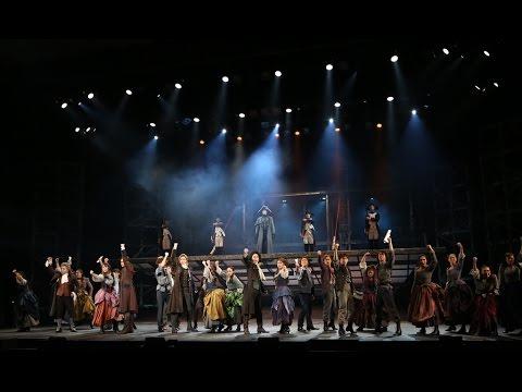 『1789 -バスティーユの恋人たち-』プロモーション舞台映像 - YouTube