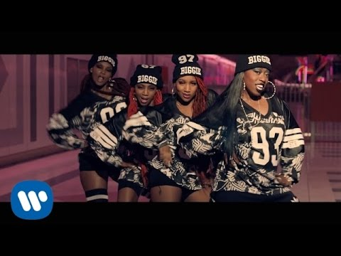 Missy Elliott - WTF (Where They From) ft. Pharrell Williams [Official Video] - YouTube