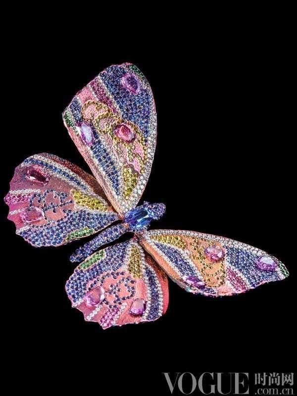 蝶々モチーフのきれいなもの