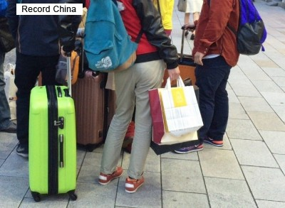訪日中国人、最新の爆買い対象は「折り畳み傘」銀座タカゲンの商品が好評 - ライブドアニュース