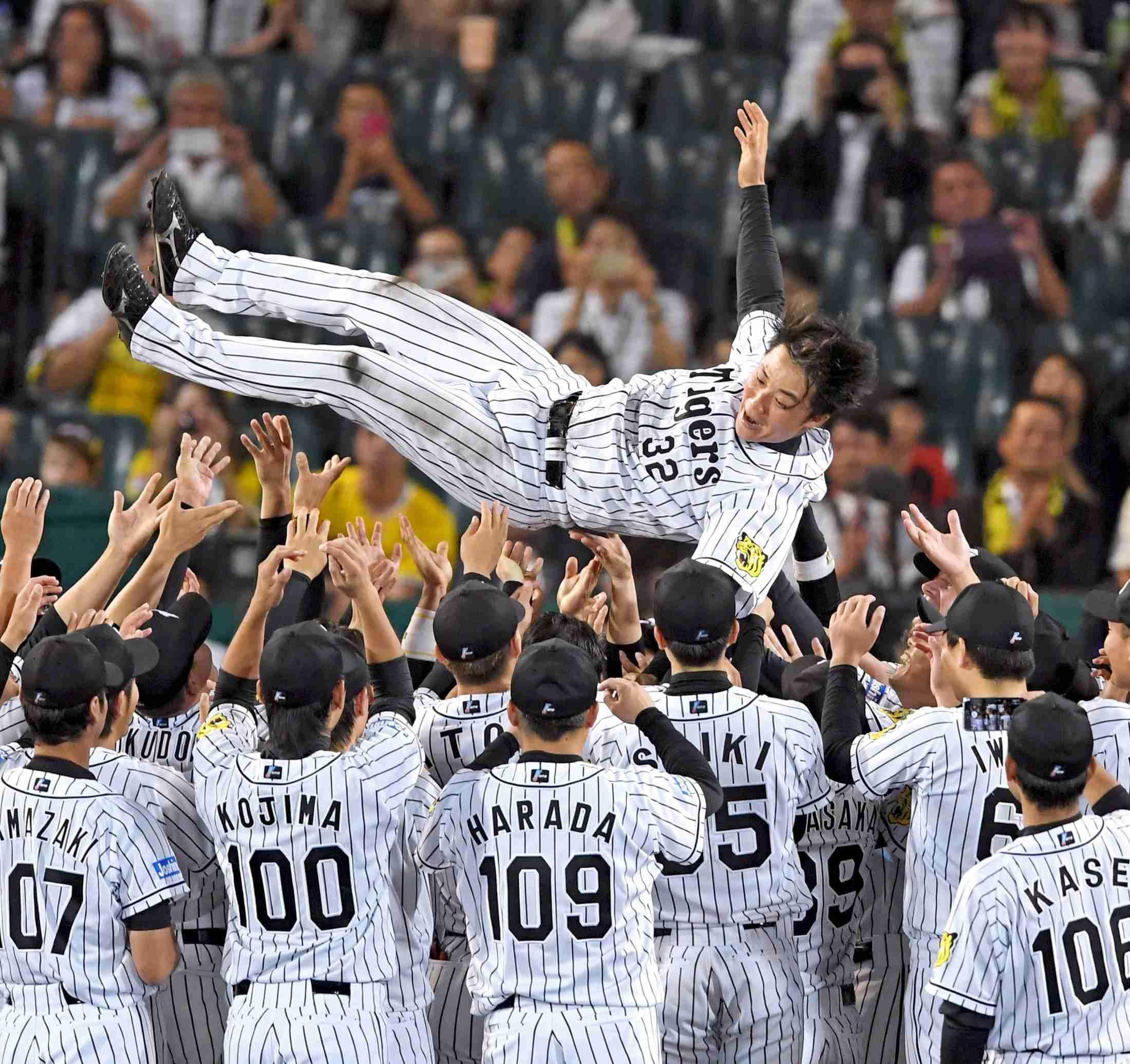 阪神・新井良引退で兄弟選手は4組に…広島・田中の弟のドラフト指名は… (デイリースポーツ) - Yahoo!ニュース