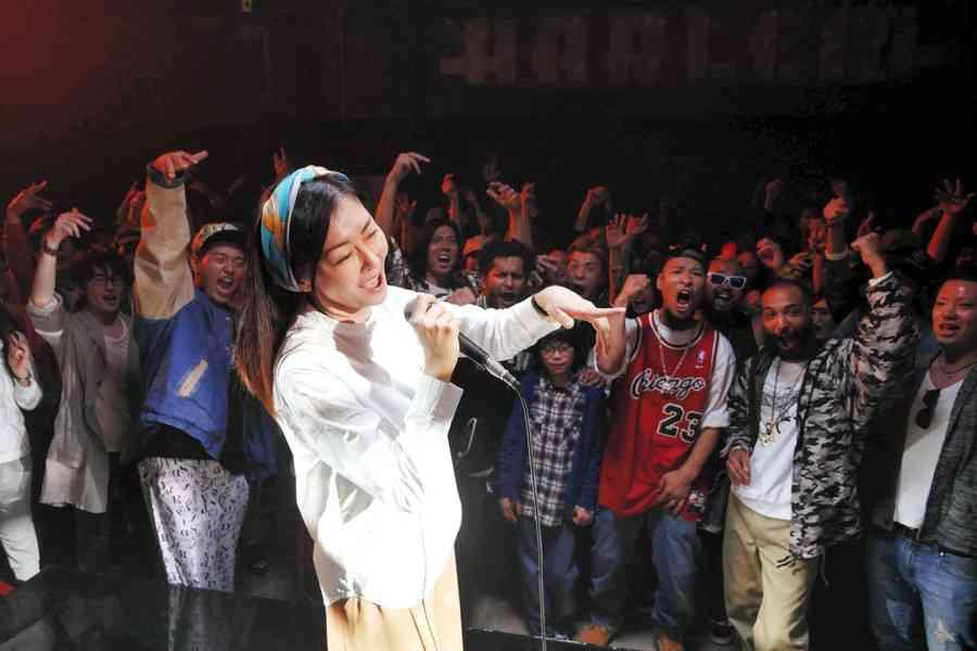 中山美穂、キレキレのラップ披露 初挑戦に「本当に難しかった」