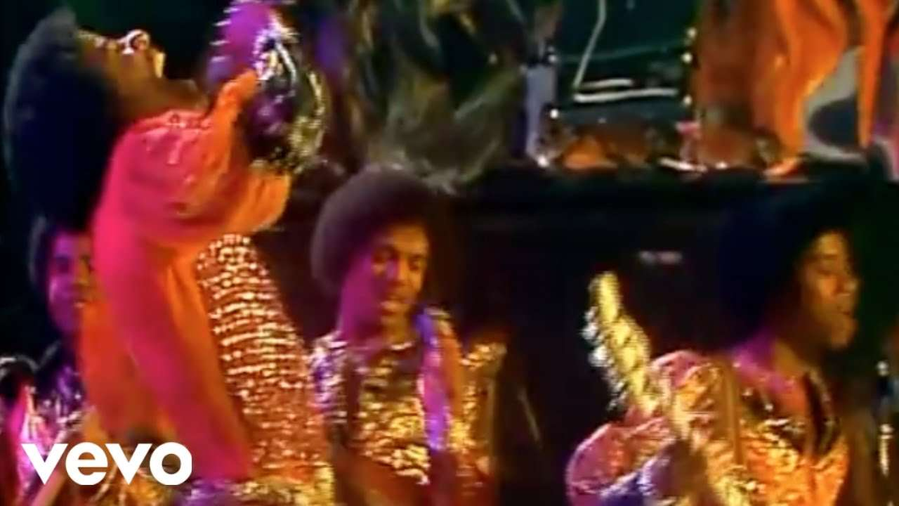 The Jacksons - Blame It On The Boogie (Live) - YouTube