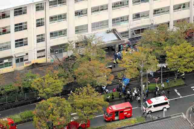 実験中に塩酸こぼれ、児童13人が目などに痛みを訴え搬送される…福岡の小学校
