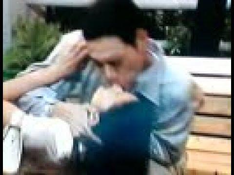 【放送事故】「東野幸治」篠原涼子の口にキスをし「篠原」大号泣!--板尾創路・今田耕司・ほんこん・YOU - YouTube
