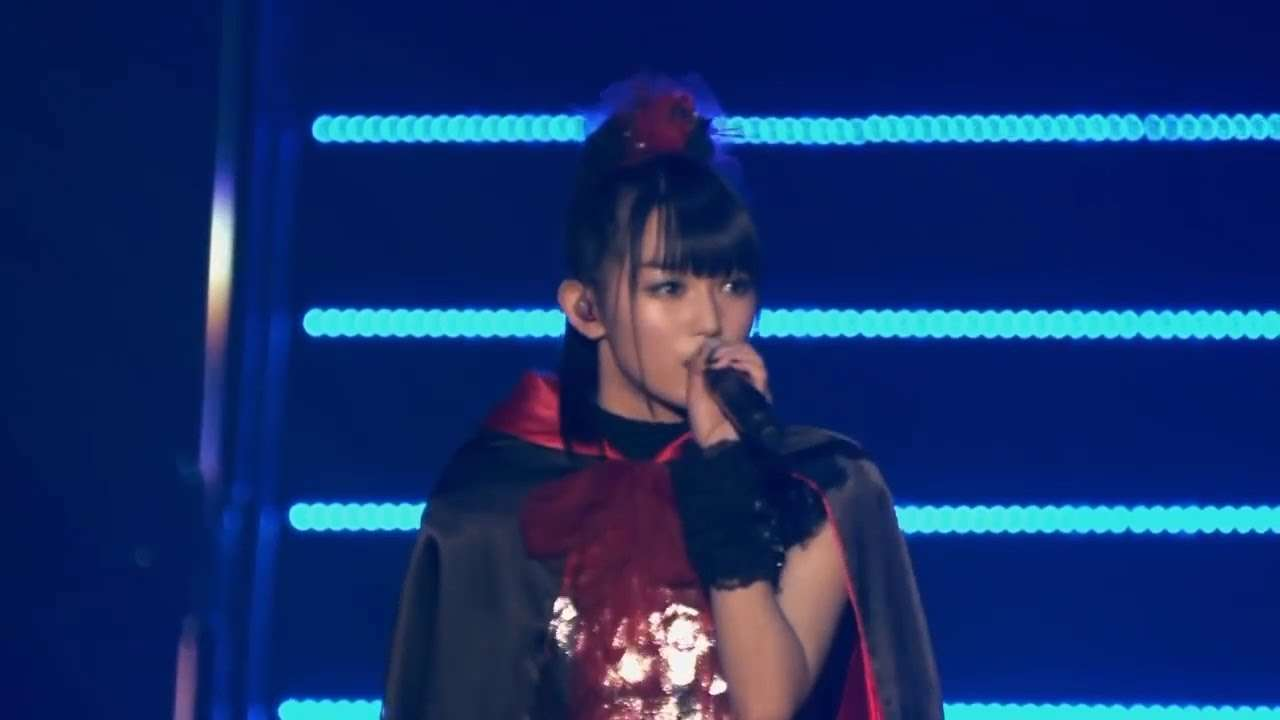 BABYMETAL - No Rain No Rainbow (Live Budokan Black Night) [HD] 2014 - YouTube