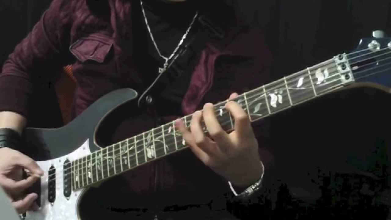 テンションが上がる懐かしのF1テーマ曲ギターtabdemo - YouTube