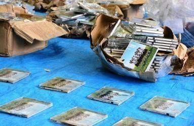 「処分に困って」AKBのCD585枚を山に投棄 容疑の男を書類送検 段ボール11箱分 (西日本新聞) - Yahoo!ニュース