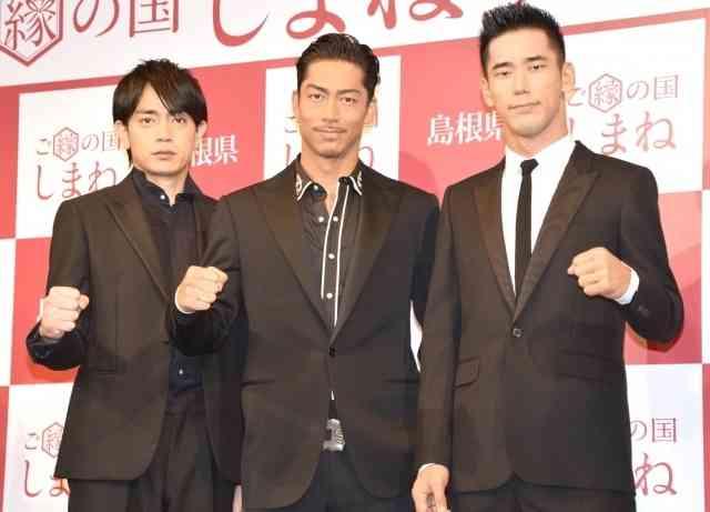 映画『たたら侍』海外映画賞で20冠 青柳翔&AKIRA&小林直己が喜び語る (オリコン) - Yahoo!ニュース