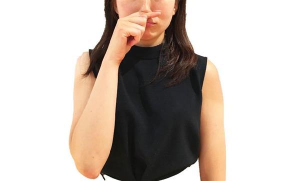 同僚女性のこんなしぐさやあんなしぐさ 臭ってますよの意思表示? (1/3ページ) - 産経ニュース