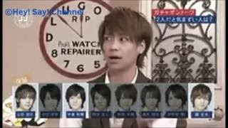 激白!Hey!Say!JUMP八乙女光が苦手なメンバーは!? - YouTube