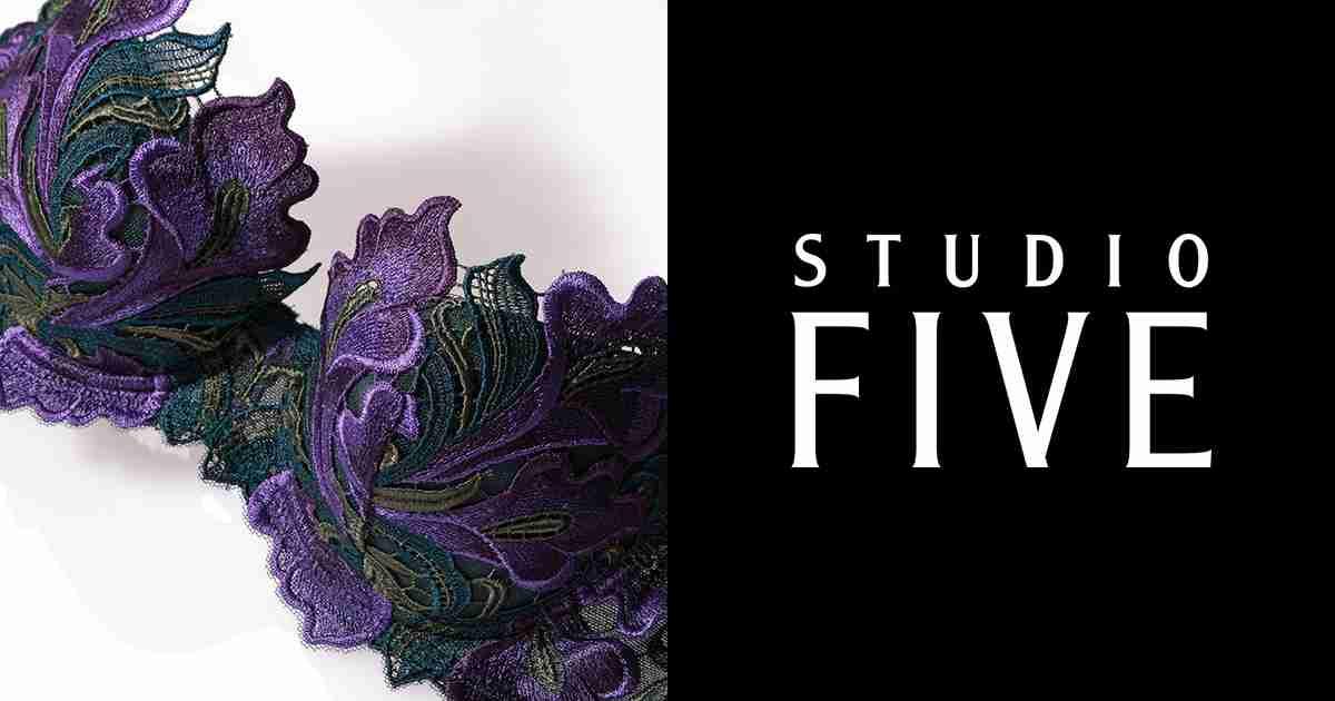 高級ランジェリー STUDIO FIVE(スタディオファイブ)|ワコール