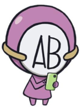 AB型の人、雑談しよう!