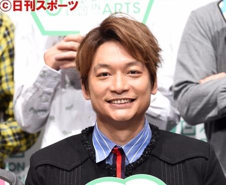 香取慎吾、11・24NHK情報番組にゲスト出演 (日刊スポーツ) - Yahoo!ニュース