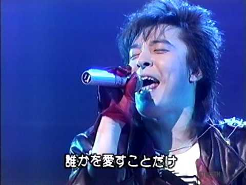 TM NETWORK - COME ON EVERYBODY ('88.12.31) - YouTube