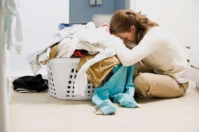 """洗濯物を畳んだりしまったりしない夫の""""とある行動""""に共感する妻たち、続出!"""