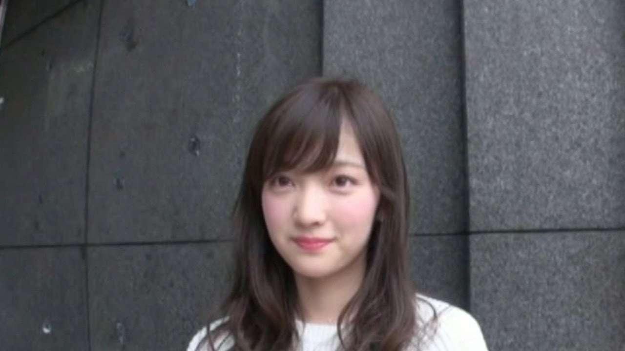 元SKE48の超美少女「山本由香」が再びスカウトされる! - YouTube