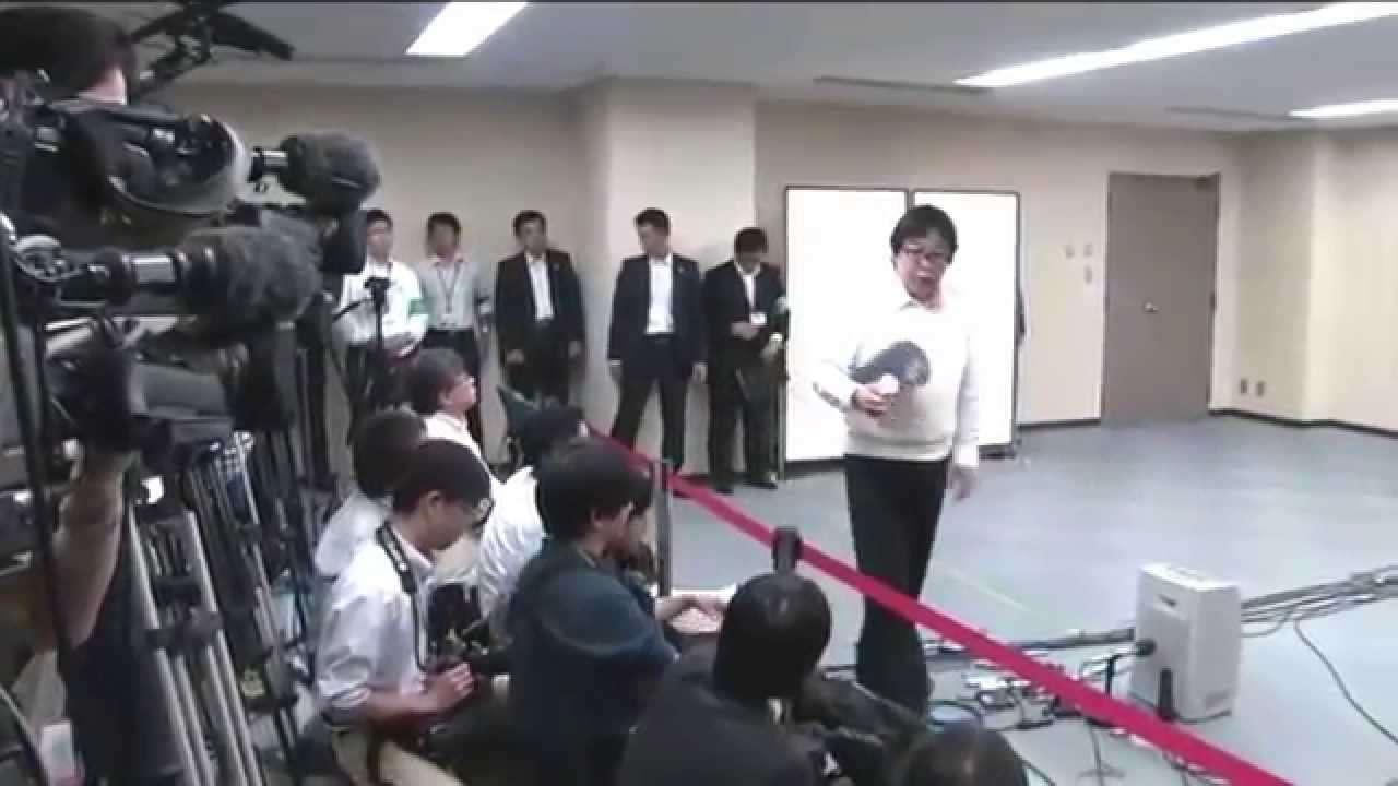 桜井会長(在特会)VS橋下徹(大阪市長)【真のフルバージョン】マスコミに説教する場面から - YouTube