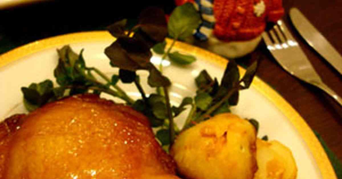 *クリスマスに*ローストチキンレッグ by マーサ 【クックパッド】 簡単おいしいみんなのレシピが276万品