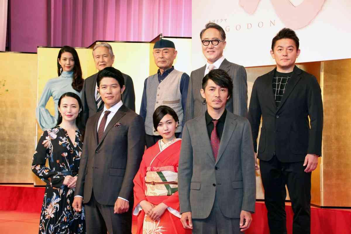 関ジャニ錦戸亮、「西郷どん」で大河初出演に感慨「20年かかった」 - シネマトゥデイ