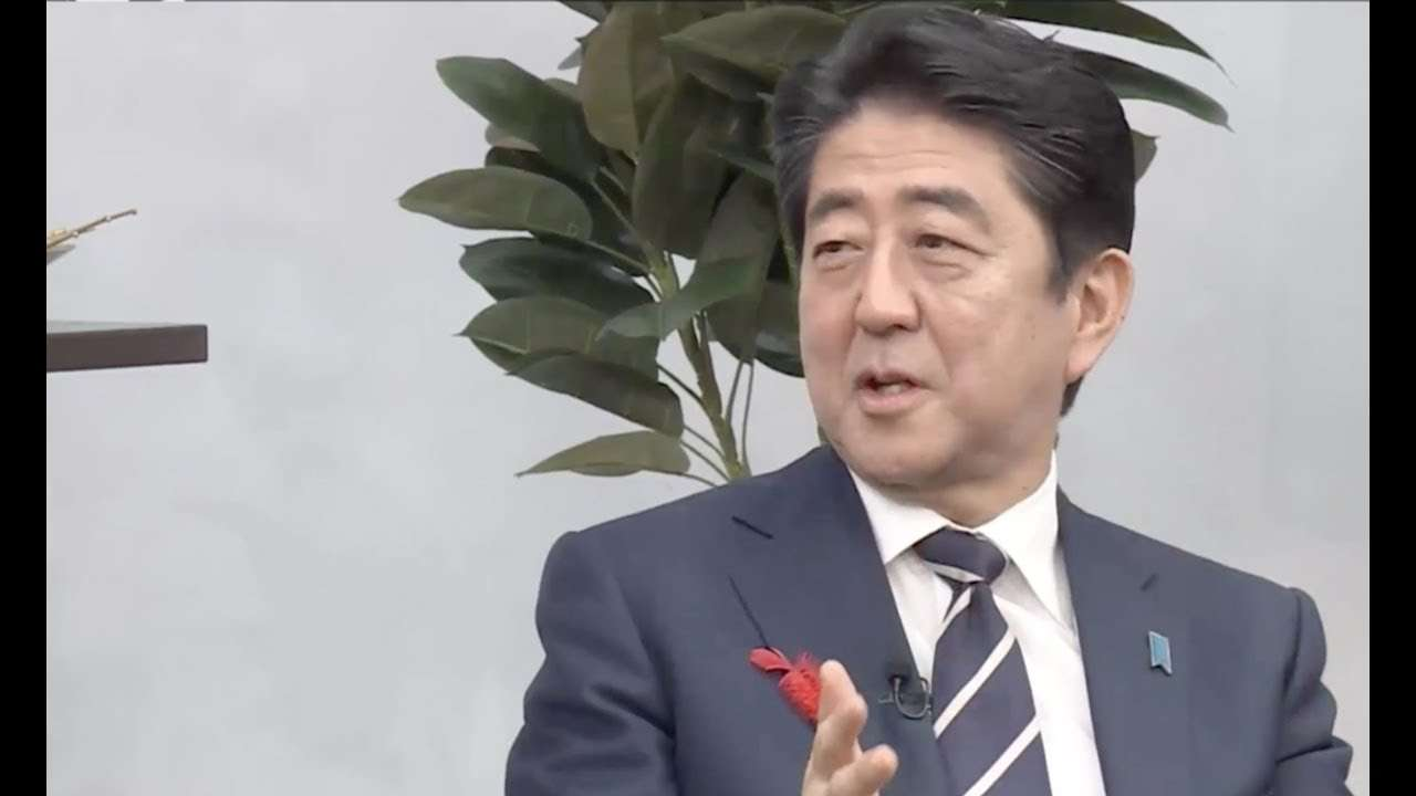 【無料で見逃し配信中】アベマTVに安倍総理が初出演 - YouTube