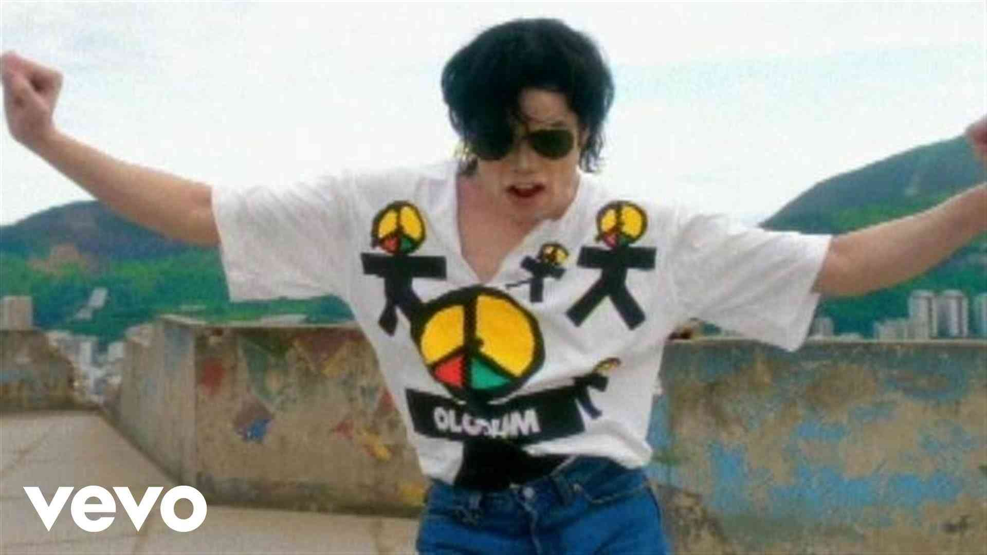 Michael Jackson - They Don't Care About Us (Brazil Version) (Official Video) - YouTube
