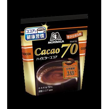 森永ココア カカオ70 | ココア | 食品 | 商品情報 | 森永製菓株式会社