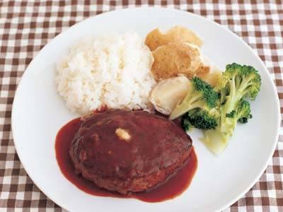 にんにくハンバーグ レシピ ケンタロウさん|【みんなのきょうの料理】おいしいレシピや献立を探そう
